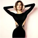 Alessandra Ambrosio в блазильском номере Vogue