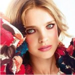 мода, красота, модный макияж 2010