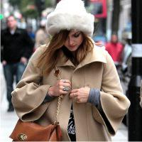 Уличный стиль знаменитостей зимой 2011