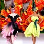 Неделя Высокой Моды в Париже открыта!