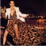 vjда, стиль, тенденции, леопардовый принт