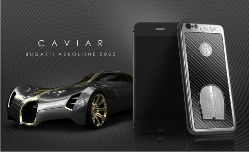 Caviar Bugatti