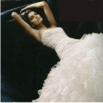 мода, стиль, свадебные платья