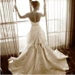 мода, свадебные платья