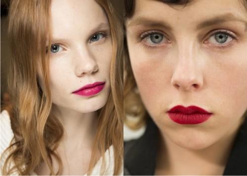 макияж осень-зима 2016-2017