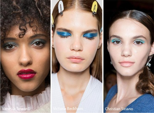 модный макияж, макияж 2019