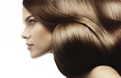 объем волос подшапкой