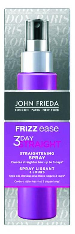 JohnFrieda, прямые волосы!