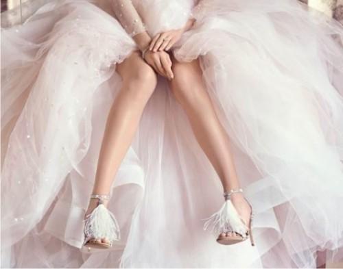 Jimmy Choo, обувь, свадебная коллекция