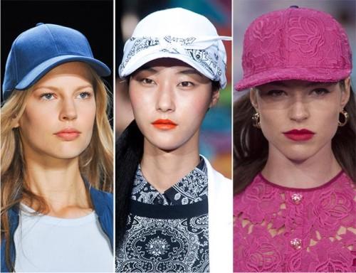 шляпки 2018
