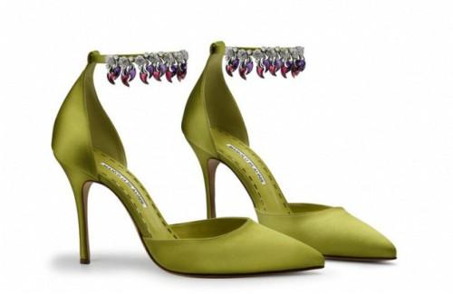 туфли, бриллианты, тренд