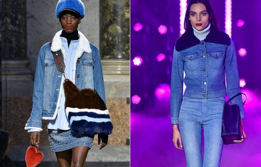 модные куртки, куртки осень-зима 2018-2019