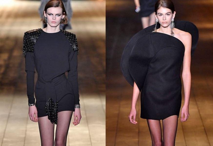 маленькое черное платье, осень-зима 2018-2019