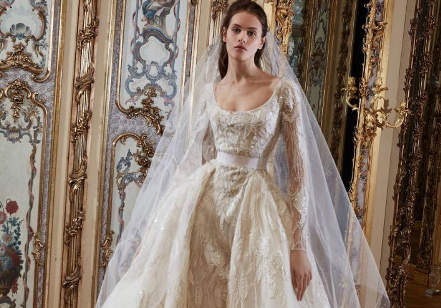 свадебные платья 2019, Elie Saab