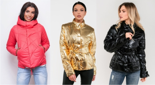 куртки, женская одежда