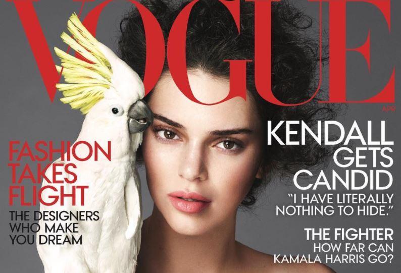 Кендалл Дженнер, Vogue