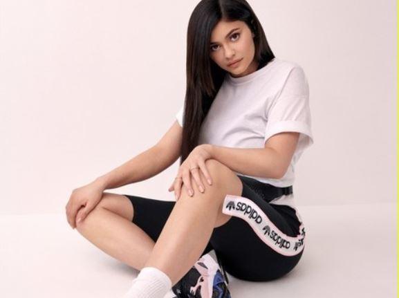 Кайли Дженнер, Adidas