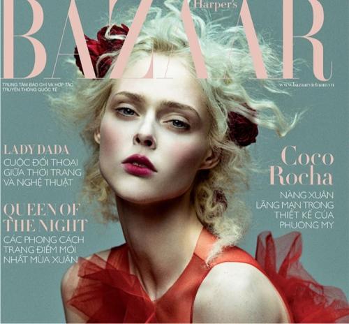 Коко Роша, Harper's Bazaar