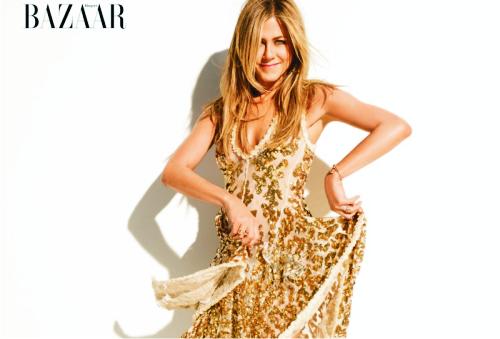 Дженнифер Энистон, платье