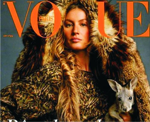 Жизель Бундхен, Vogue