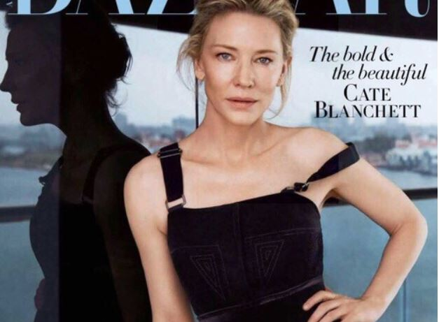 Кейт Бланшетт, Harper's Bazaar