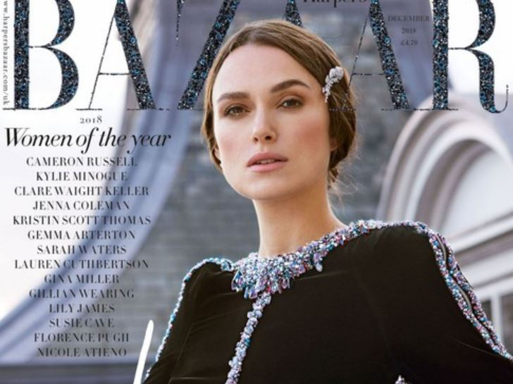 Кира Найтли, Harper's Bazaar