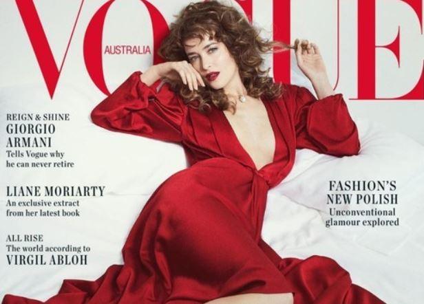 Дакота Джонсон, Vogue