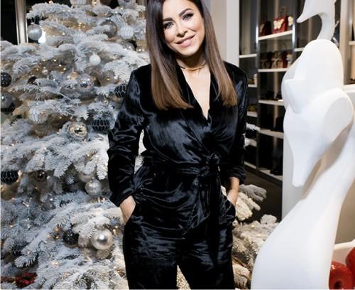 Ани Лорак, костюм