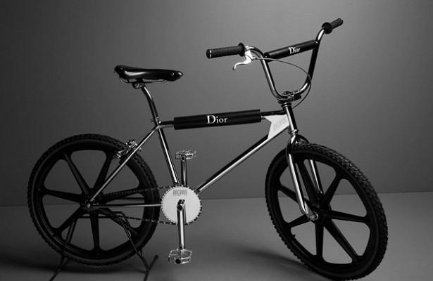 Dior, велосипед