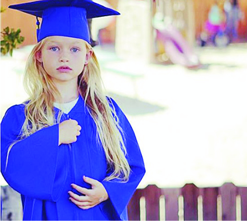 Джессика Симпсон, дочь