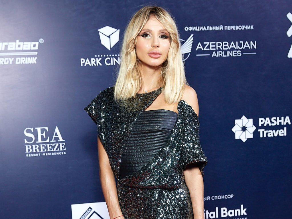 Светлана Лобода, платье