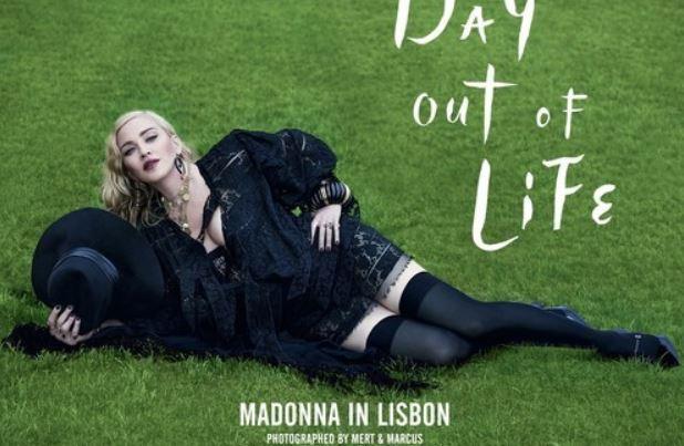 Мадонна, Vogue