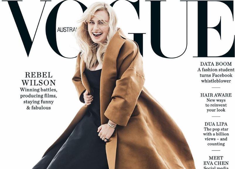 Ребел Уилсон, Vogue