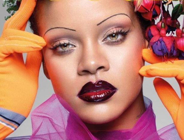 Рианна, Vogue