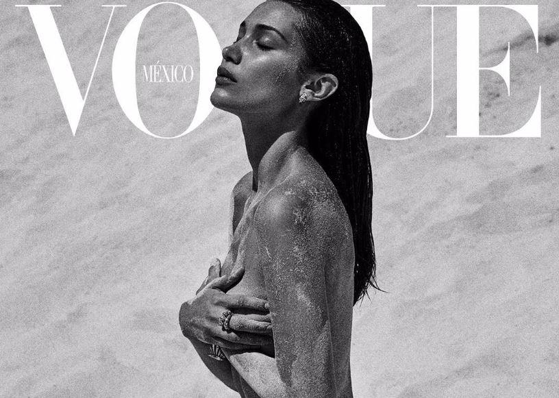 Белла Хадид, Vogue