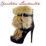 модная обувь от Кристиана Лабутена