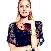Кэндис Свэйнпоул, модные наряды, мода 2012, топ-модели