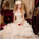 свадебная мода, платья